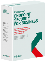 Kaspersky Endpoint Security for Business.